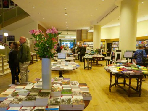 Waterstones - ground floor
