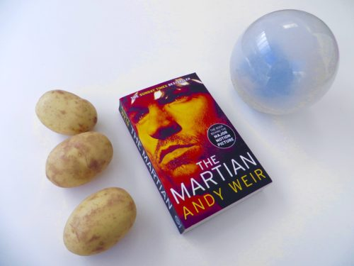 Potatoes play a major role on Mars ... !