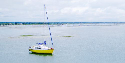 Keyhaven - boats 1