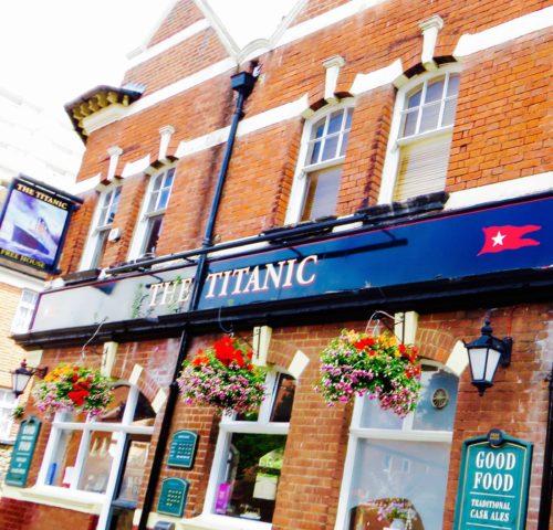 'The Titanic' pub, Southampton