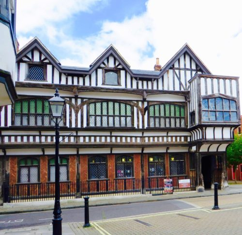 Southampton - Tudor house with museum and gardens