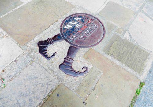 Southampton - walking the old walls ...