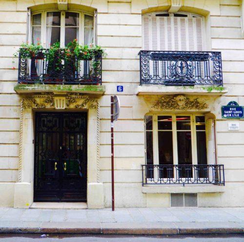 Paris - Rue St-louis En L'Ile