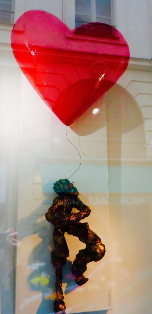Paris - toujours créatif, toujours original ...