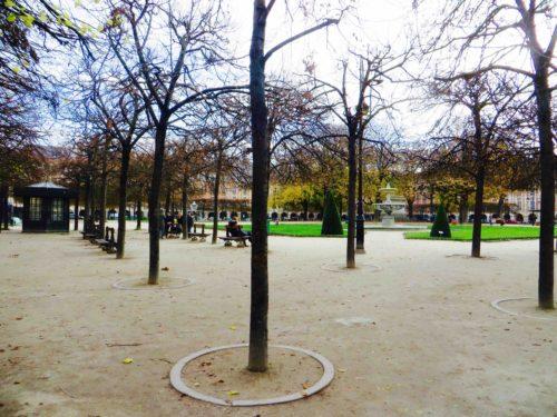 La Place des Vosges - 17 November 2016