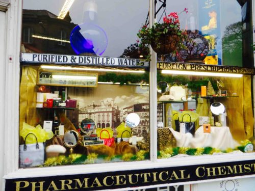 Buxton - at the chemist's